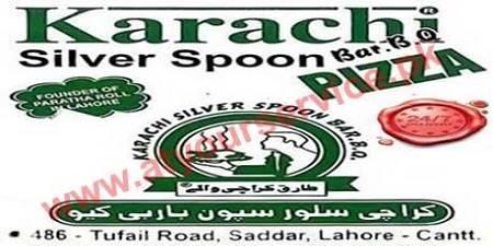 Karachi Silver Spoon BBQ & Pizza – Tufail Road, Saddar, Lahore