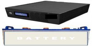 Battery & UPS