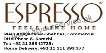 Espresso – Shahbaz Commercial, DHA Phase 6, Karachi