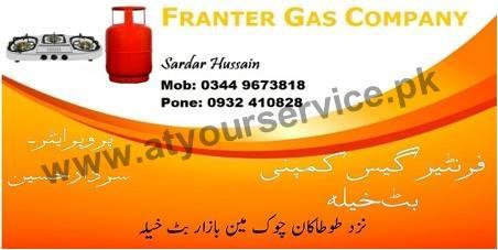 Frontier Gas Company – Tota Khan Chowk, Main Bazar, Batkhela