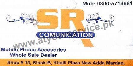 S R Communication – Khalil Plaza, New Adda, Mardan
