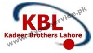 Kadeer Brothers Lahore (KBL) - Sunder Industrial Estate