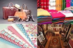 Textile, Leather, Carpet