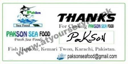 Pakson Sea Food – Fish Harbour, Kemari Town, Karachi