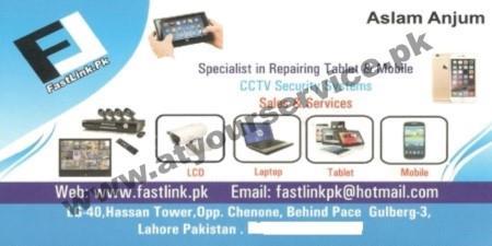 FastLink dot PK – Hassan Tower, Gulberg III, Lahore